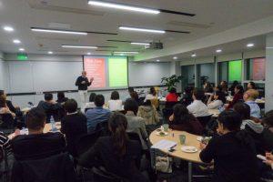 Judge Jim Tamm, creator of Radical Collaboration at CONCHIUS Shanghai